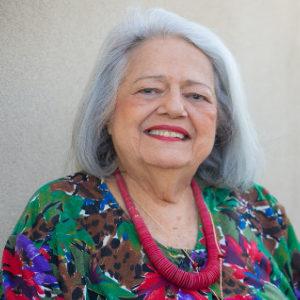Professora Ana Mae
