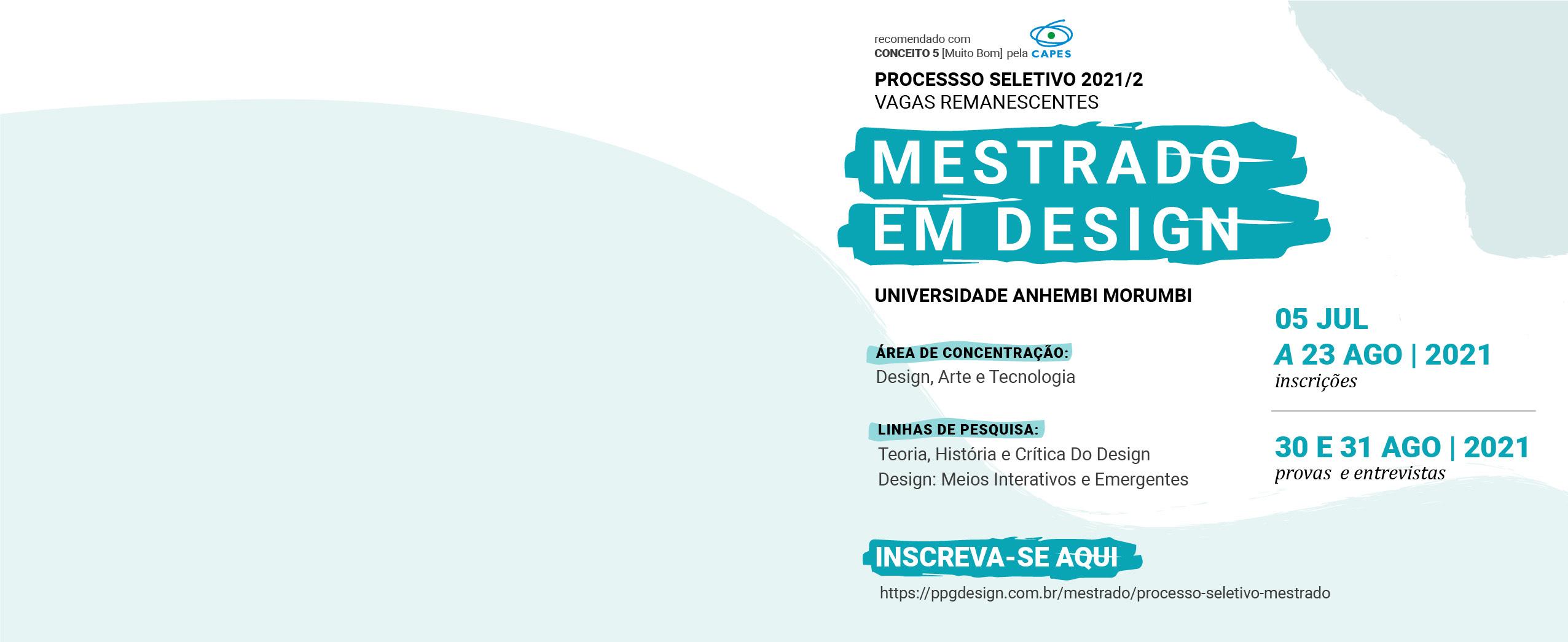 Banner PSVR - Mestrado